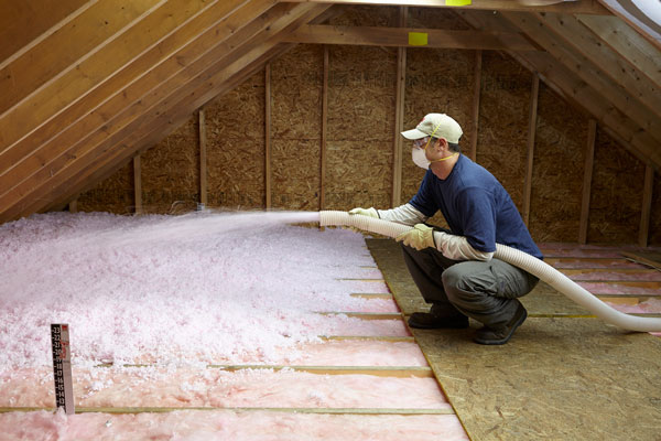 Attic Insulation Okc Blown In Insulation Oklahoma City