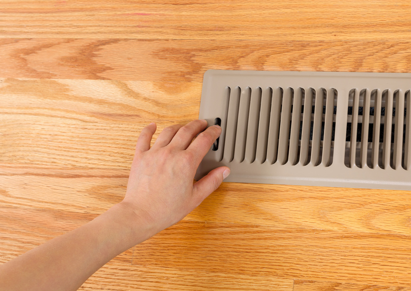 cleaning your home air ducts