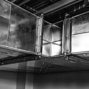 underground air duct restoration