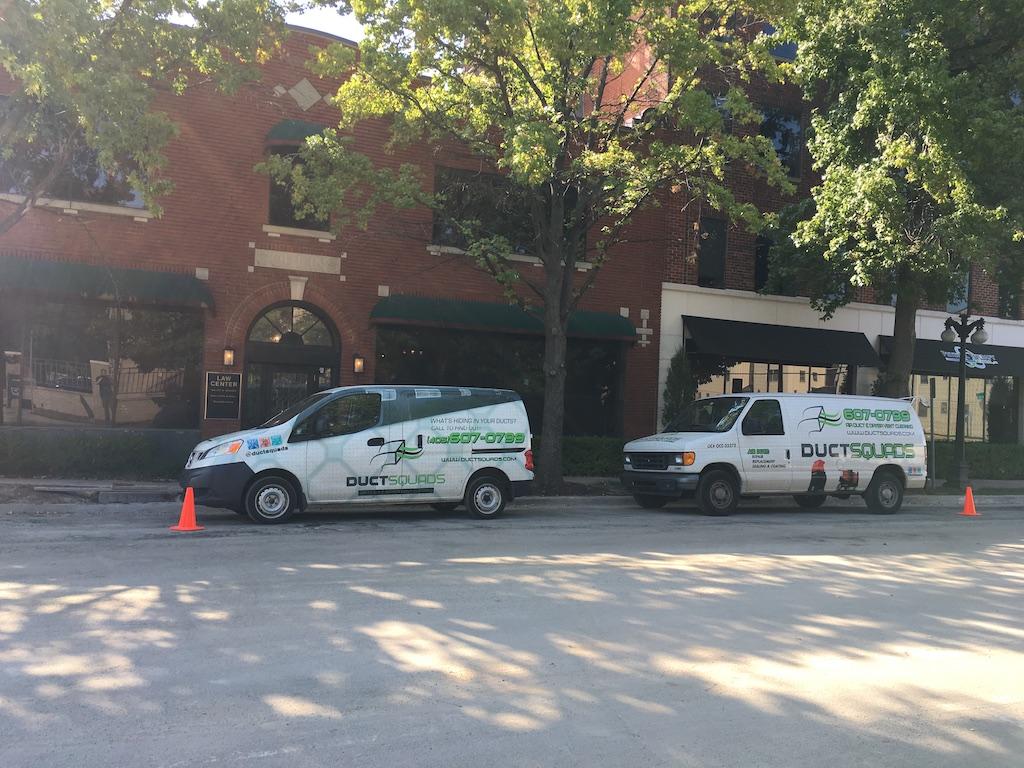 duct squads vans