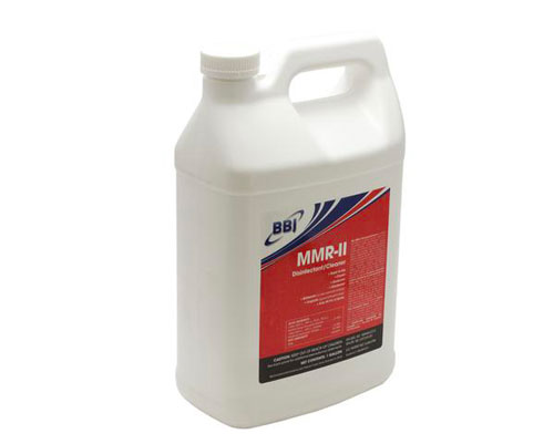 Hospital-grade disinfectant for COVID-19