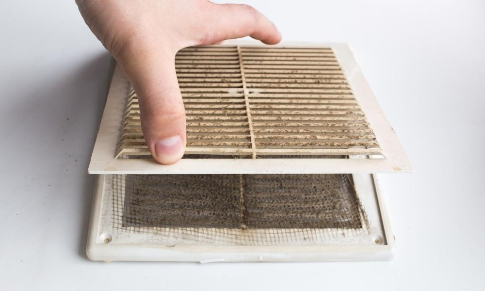 The Effects of Dirty Vents on Furnace Energy